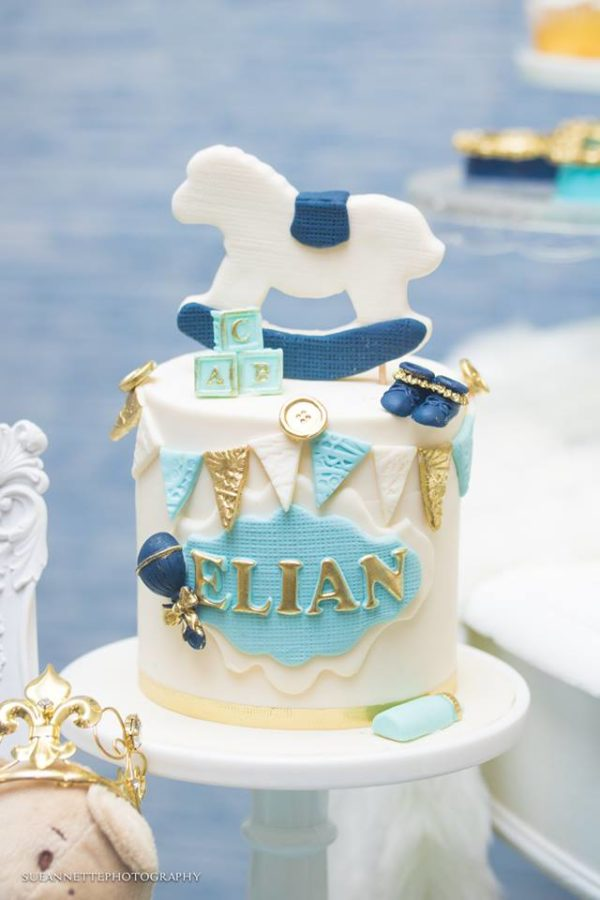 Rocking Horse Baby Shower Cake Baby Shower Invitations