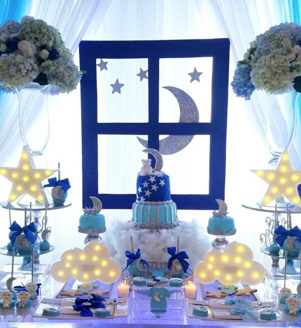 Twinkle Twinkle Little Stars Shower Baby Shower Ideas Themes Games